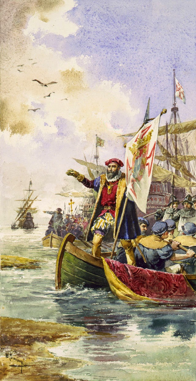 """an analysis of the effects of the age of discovery on europe and america Spain had dominated much of the americas ortiz goes as far to brand the period  as """"the golden age of spain[1]""""  when scrutinizing the reasons for success of  empire and colonization, it would seem natural to assess both."""